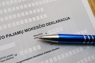 VMI skelbia deklaravimo startą dėkodama pareigingiems mokesčių mokėtojams